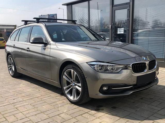 2018 BMW 3-SERIES 328D XDRIVE - 1