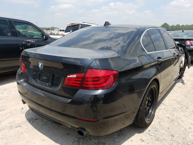 2013 BMW 5-SERIES 535I - 4