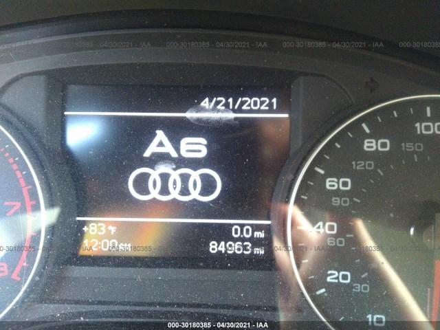 2012 AUDI A6 - 7