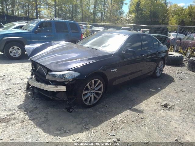 2012 BMW 5-SERIES 535I - 2