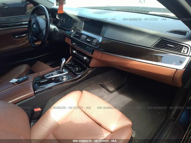 2012 BMW 5-SERIES 535I - 5