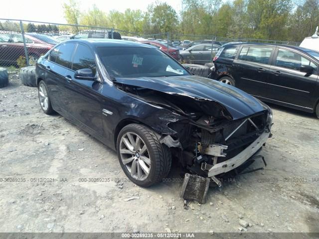 2012 BMW 5-SERIES 535I - 1
