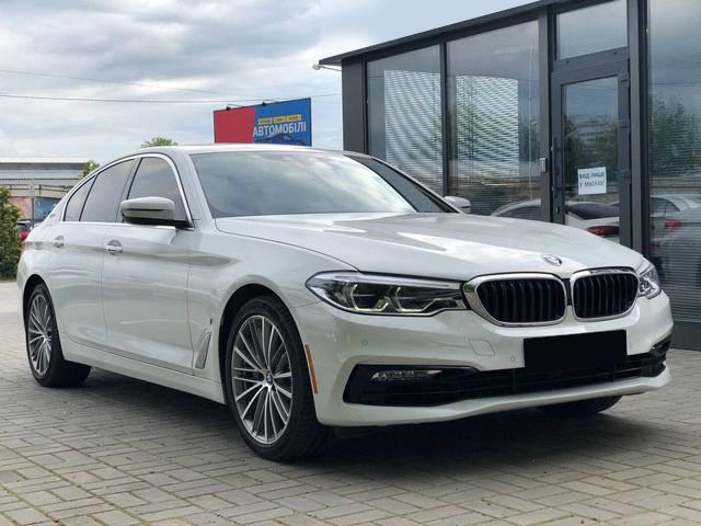2018 BMW 5-SERIES 530E IPERFORMANCE - 1