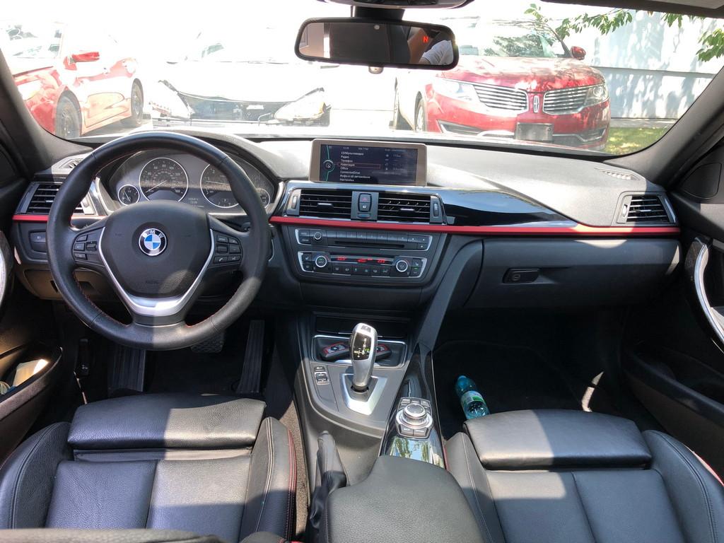 2012 BMW 3-SERIES 328I - 7