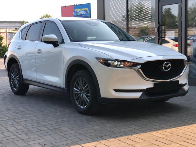 2017 MAZDA CX-5 - 1