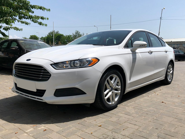 2016 FORD FUSION - 2