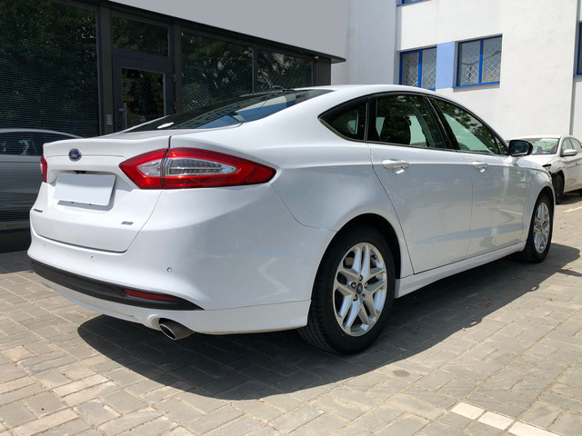 2016 FORD FUSION - 4
