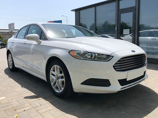 2016 FORD FUSION - 1
